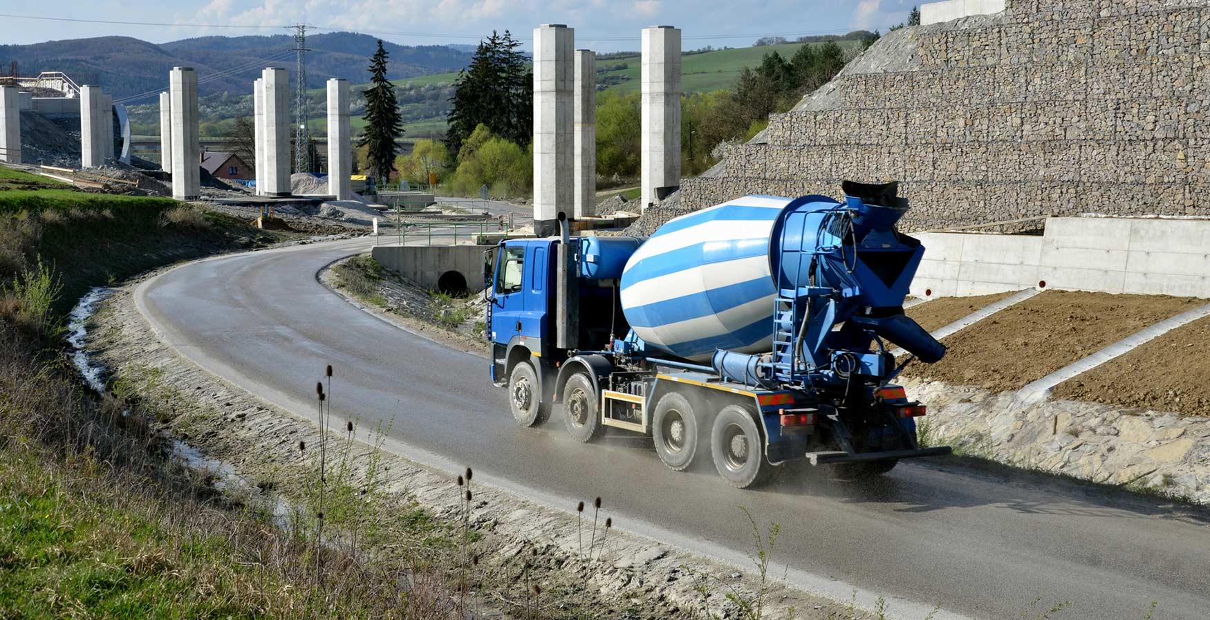 производители бетонной смеси